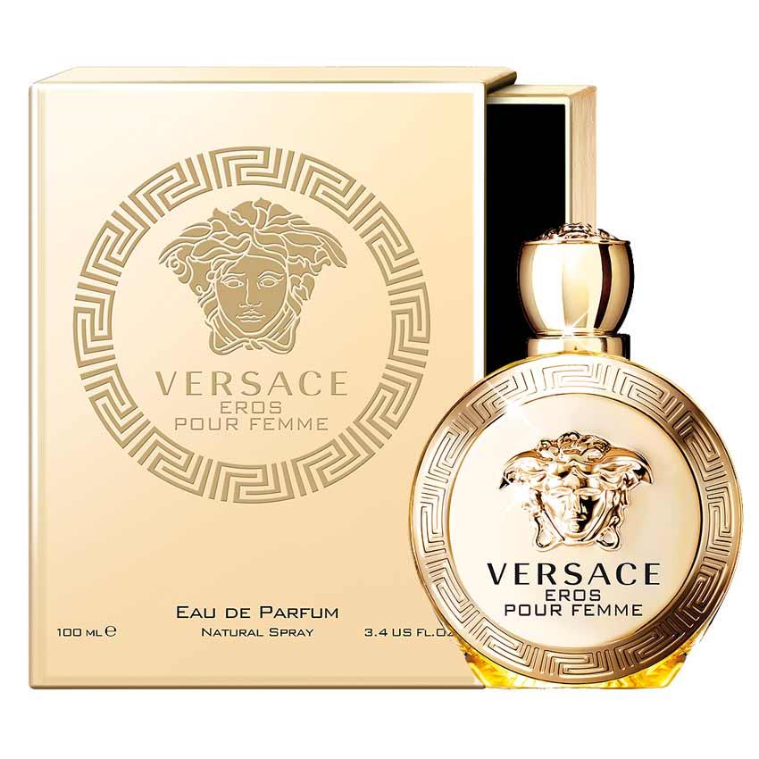Versace Eros Femme Edt Perfume