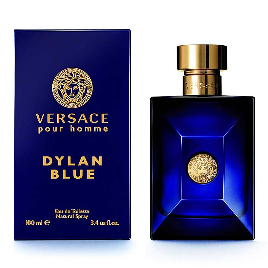 Versace Pour Homme Dylan Blue EDT Perfume Spray for men   Buy ... bb05151ee21