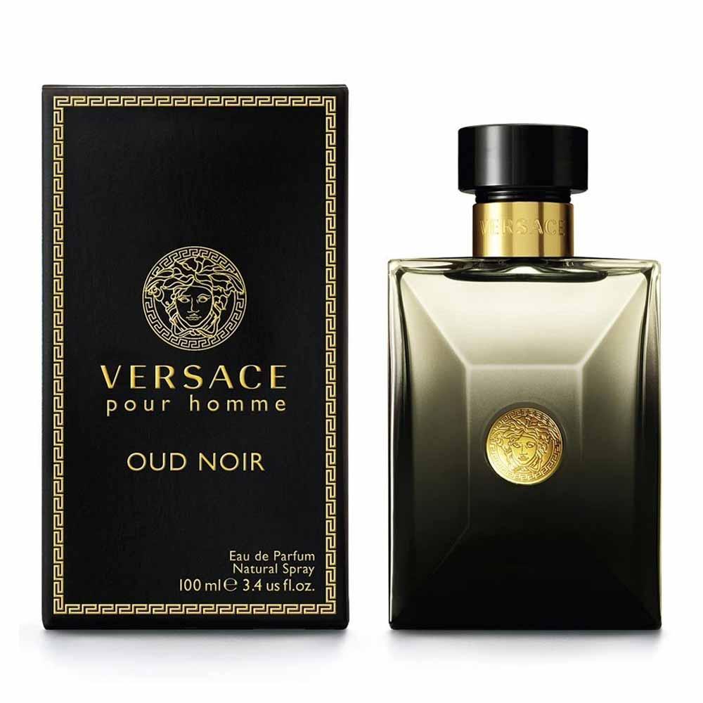 Versace Pour Homme Oud Noir EDP Perfume Spray