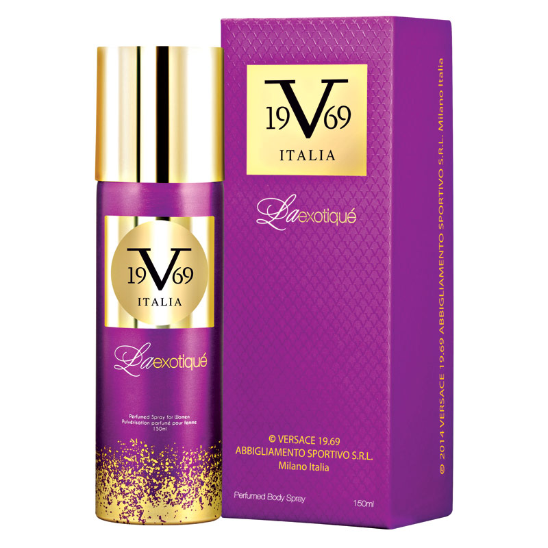 Versace V19.69 Italia La Exotique Deodorant Spray