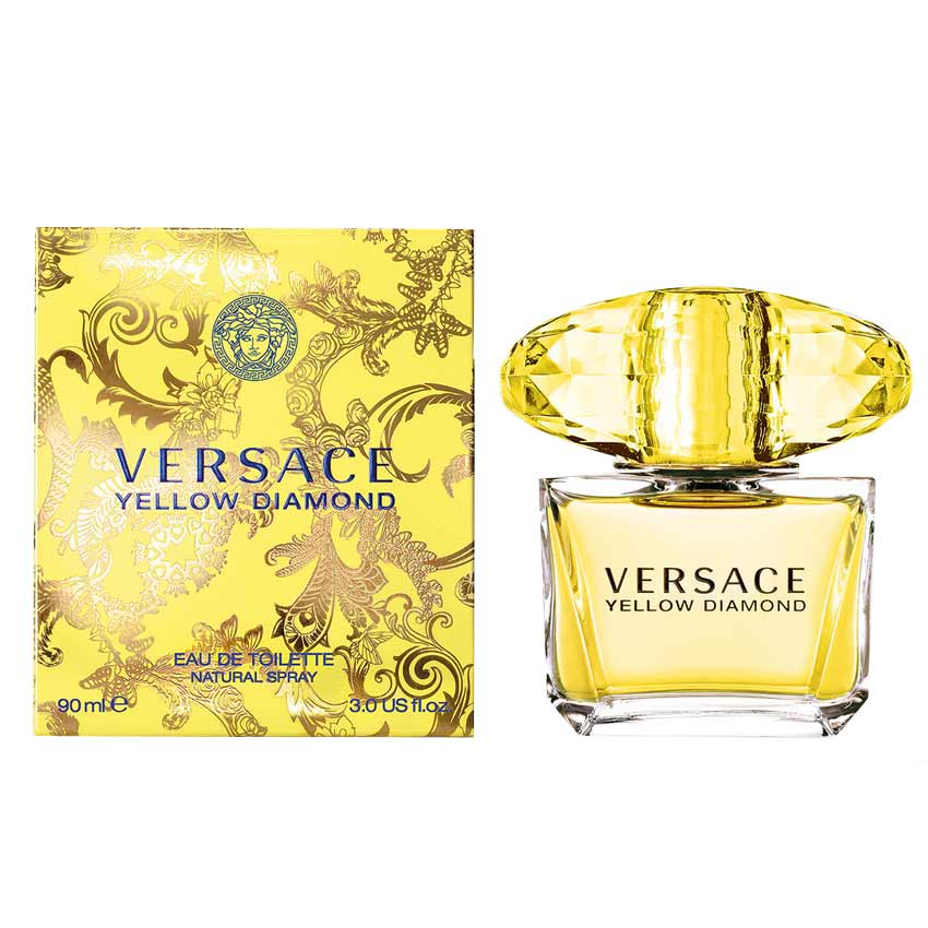 Versace Yellow Diamond EDT Perfume