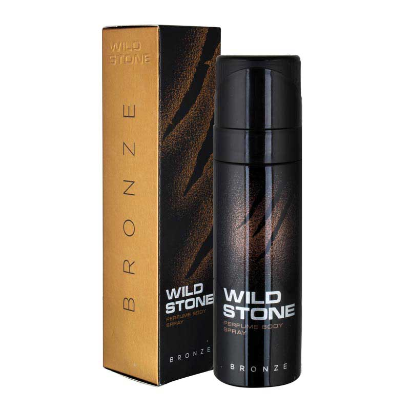 Wild Stone Bronze No Gas Deodorant