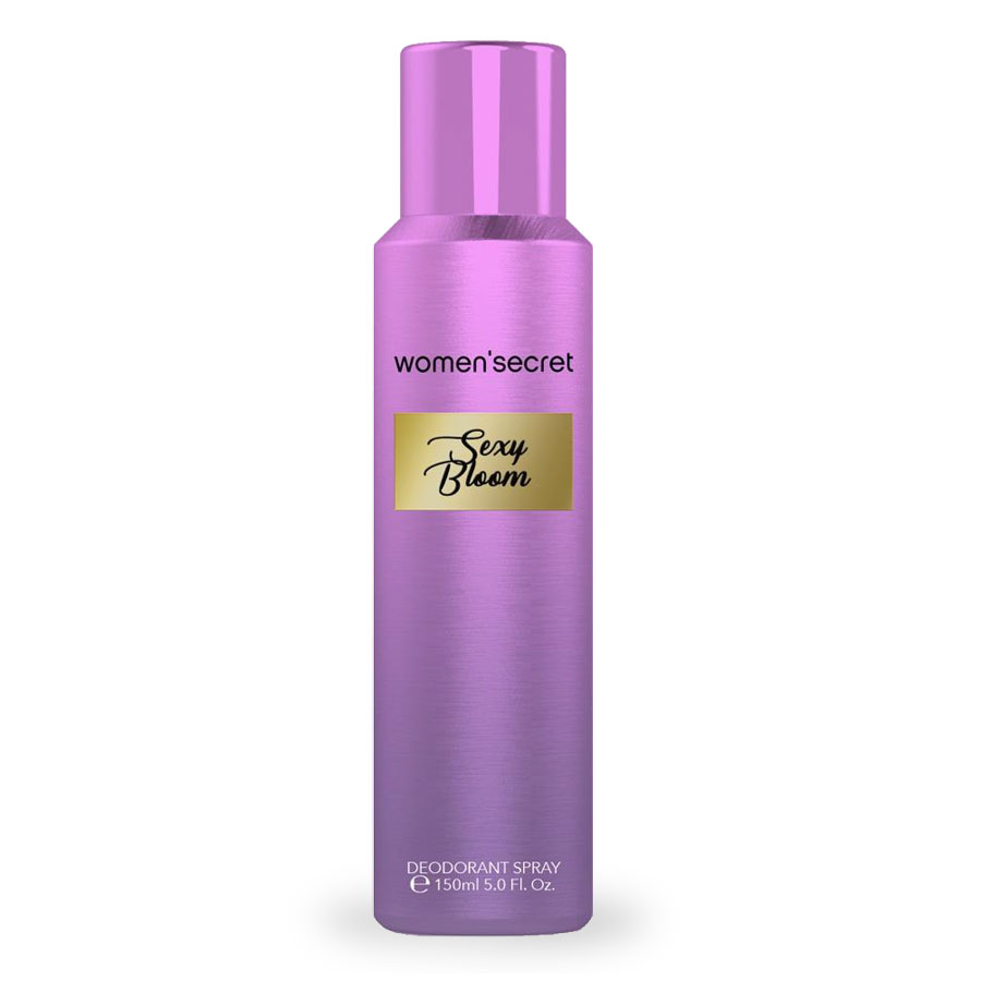 Women Secret Sexy Bloom Deodorant Spray