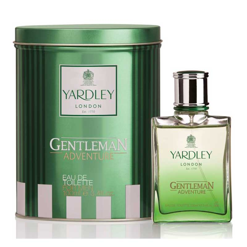 Yardley London Gentleman Adventure EDT Perfume Spray