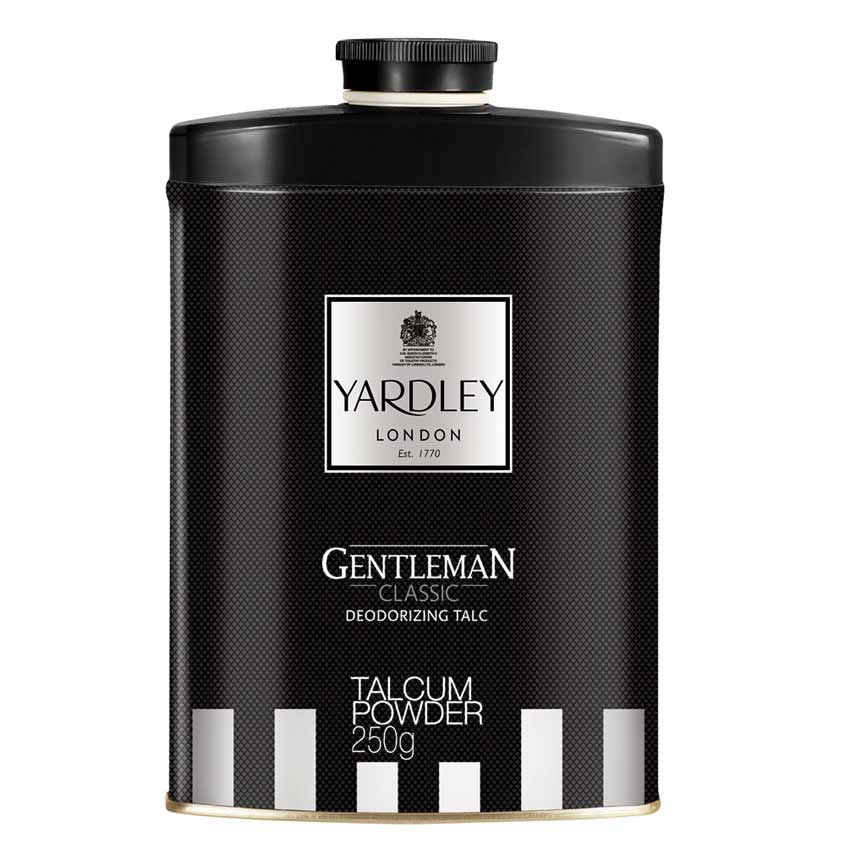 Yardley Gentleman Antiperspirant Talcum