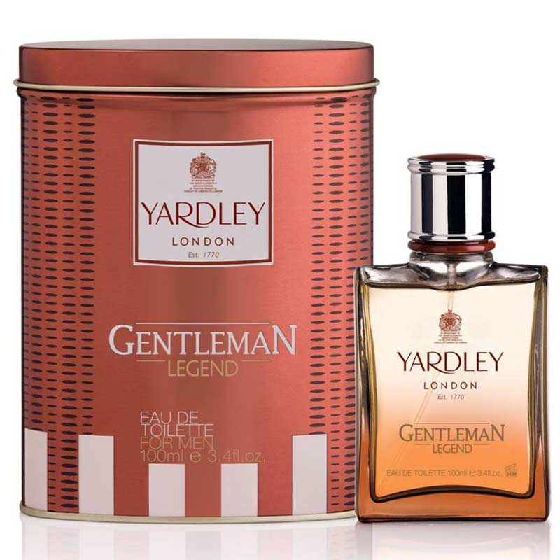 Yardley Gentleman Legend EDT Perfume Spray