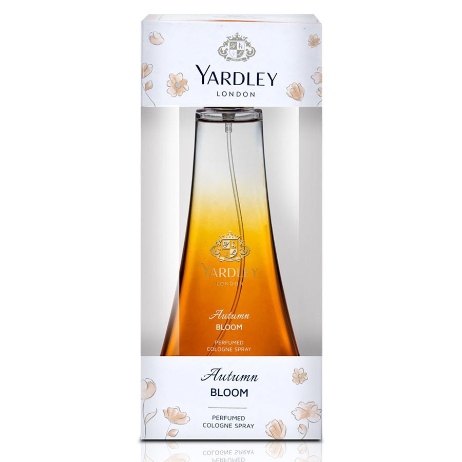 Yardley London Autumn Bloom Perfumed Cologne Spray