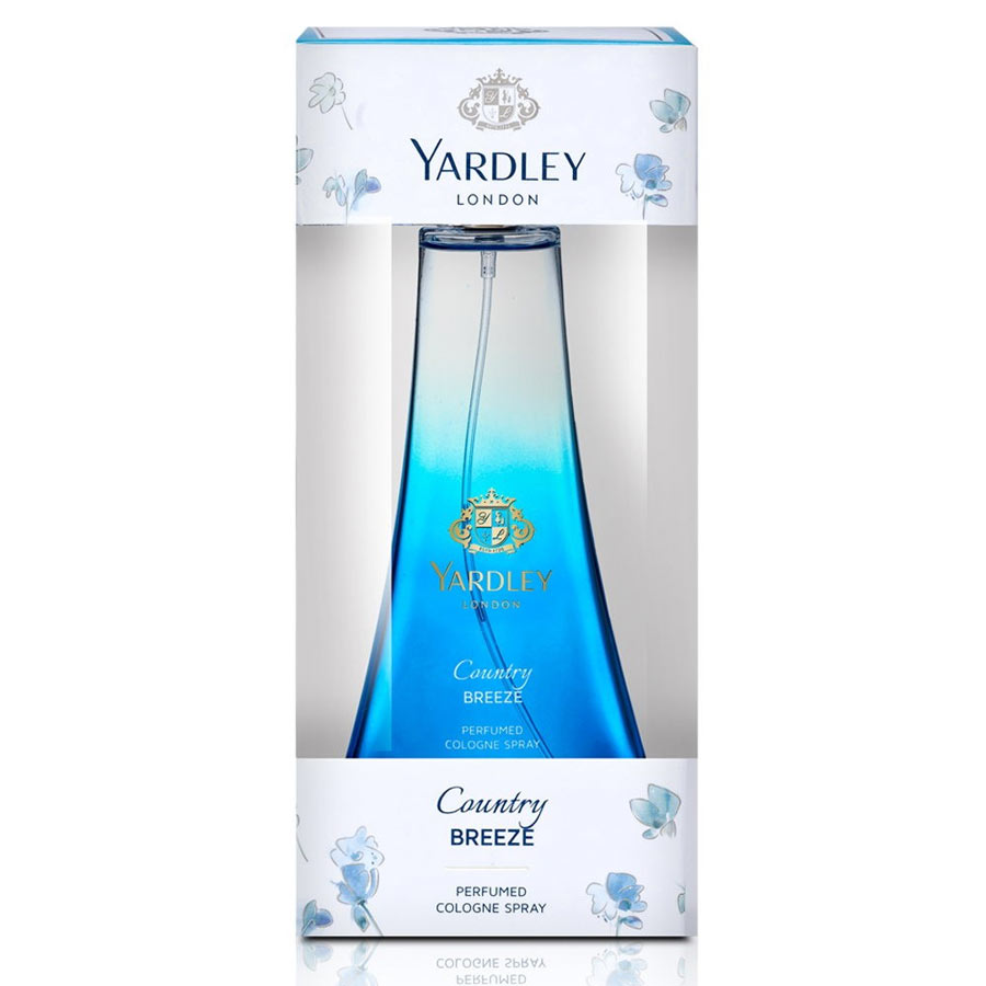 Yardley London Country Breeze Perfumed Cologne Spray