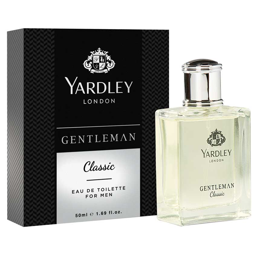 Yardley London Gentleman Classic Perfume