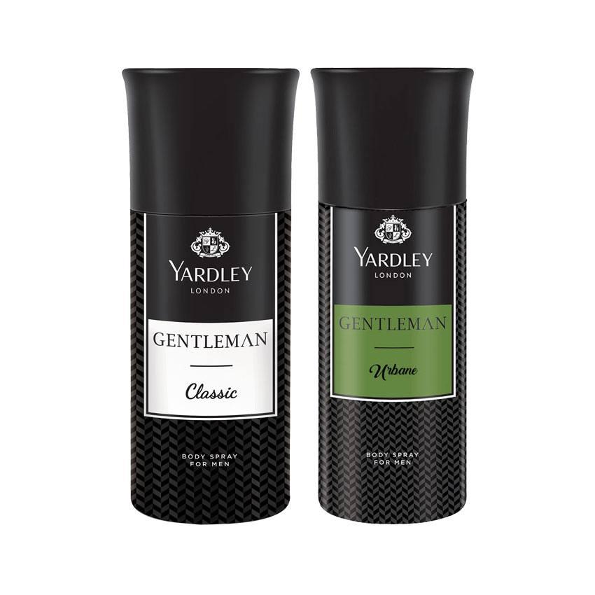 Yardley London Gentleman, Gentleman Urbane Set of 2 Deodorants