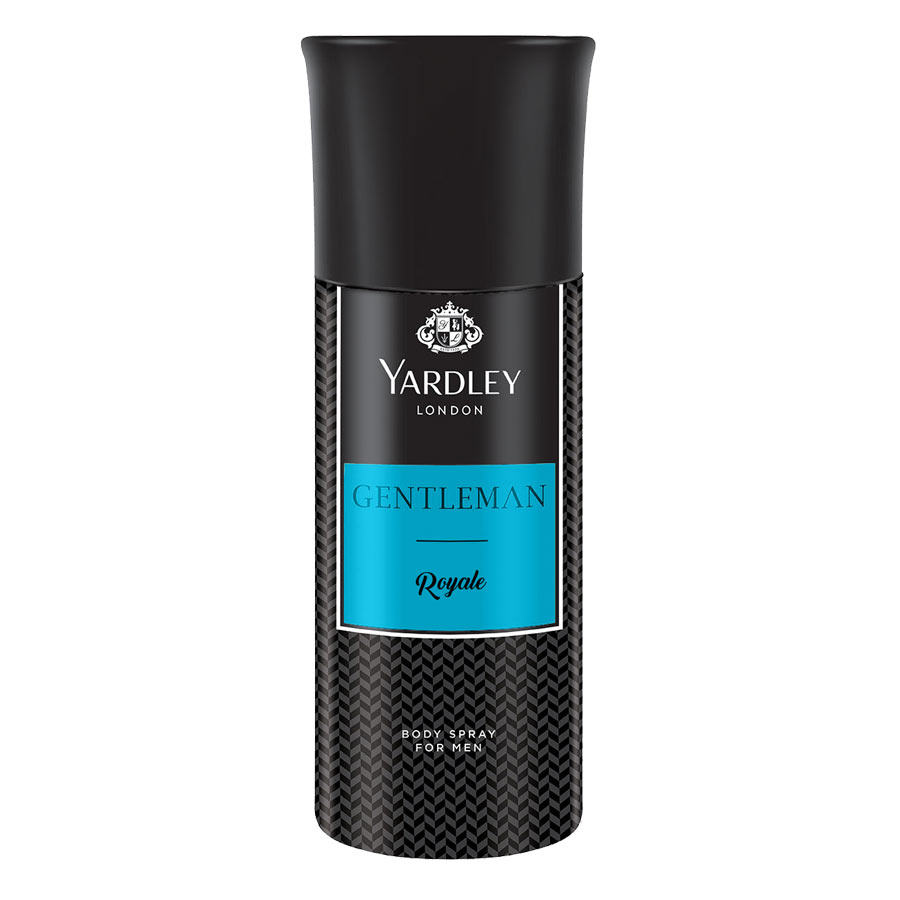Yardley London Gentleman Royale Deodorant Body Spray