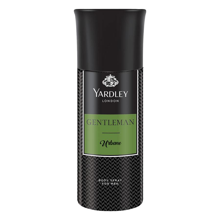Yardley London Gentleman Urbane Deodorant Body Spray