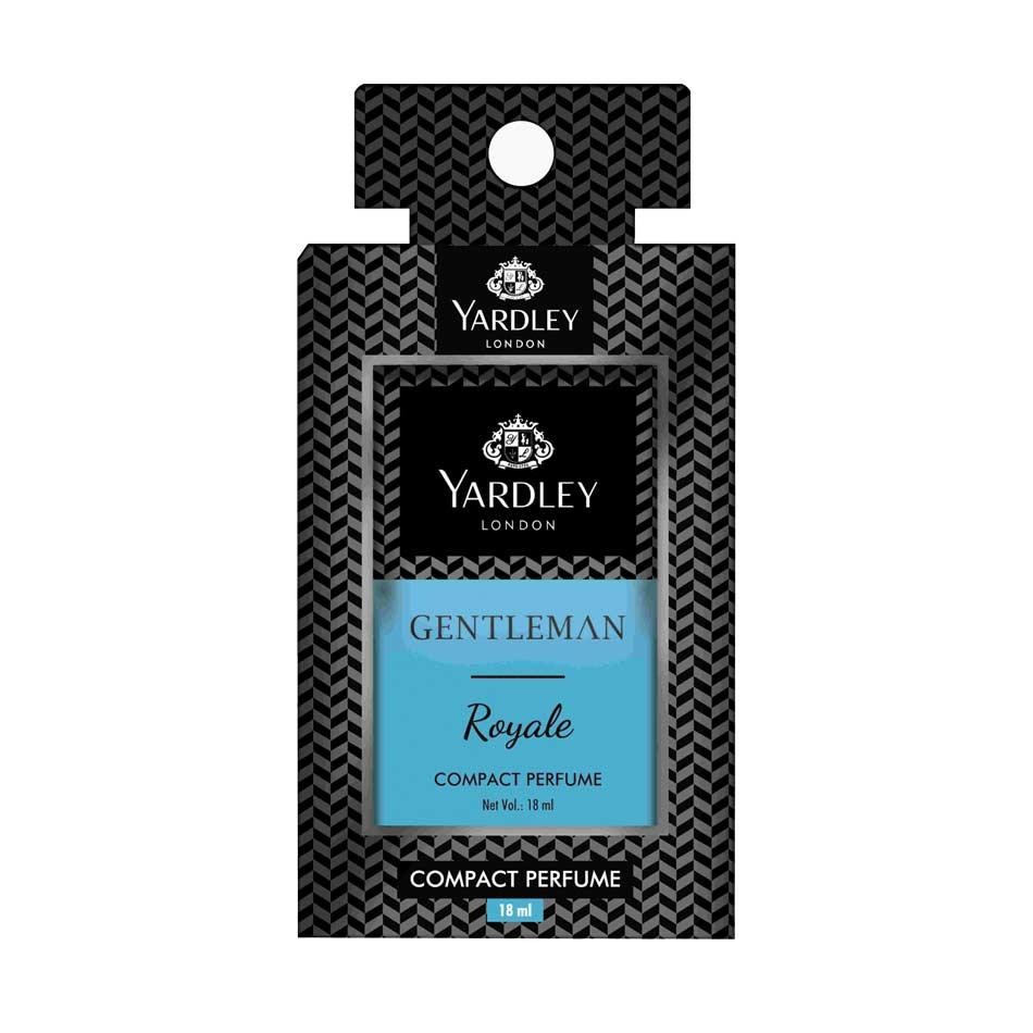 Yardley London Gentleman Royale Compact Pocket Perfume