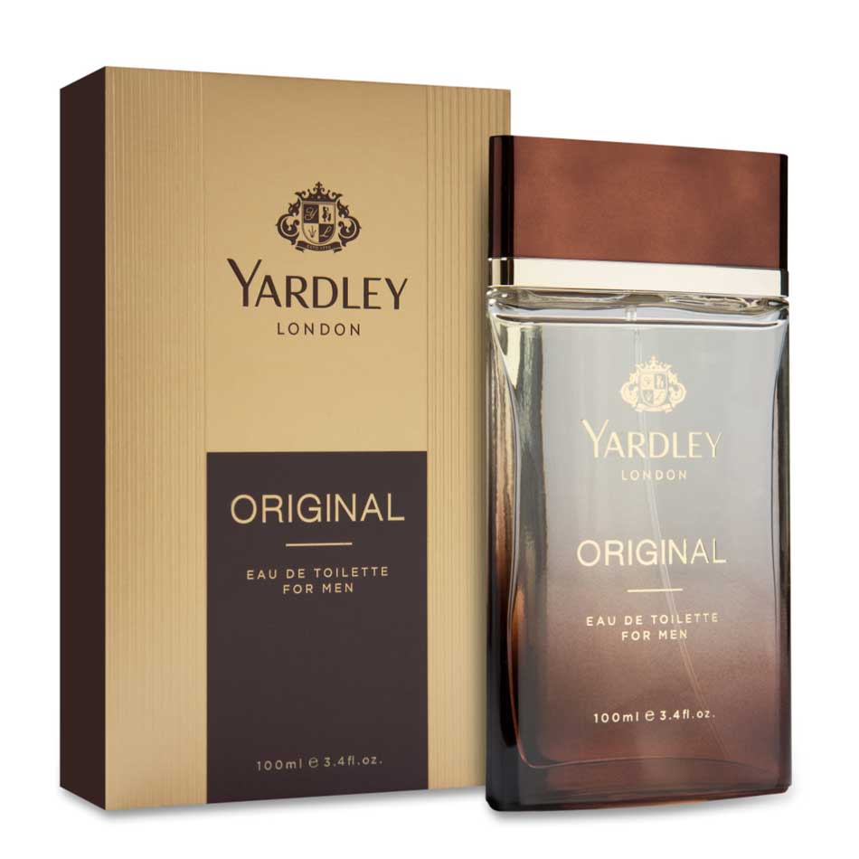 Yardley London Original EDT Perfume Spray