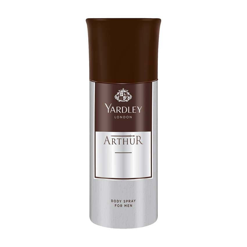 Yardley London Arthur Deodorant Spray