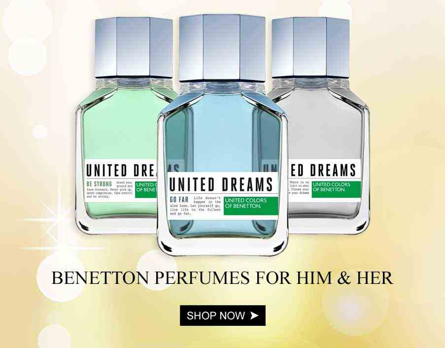 Benetton perfumes for men online in India online shopping, Cheapest benetton perfumes online in India