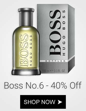 Hugo Boss Bottled ( Formerly No6 ) EDT Perfume Spray For Men