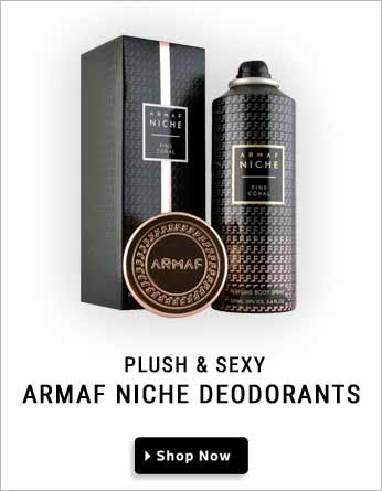 Armaf Niche deodorants online exclusively on DeoBazaar.com