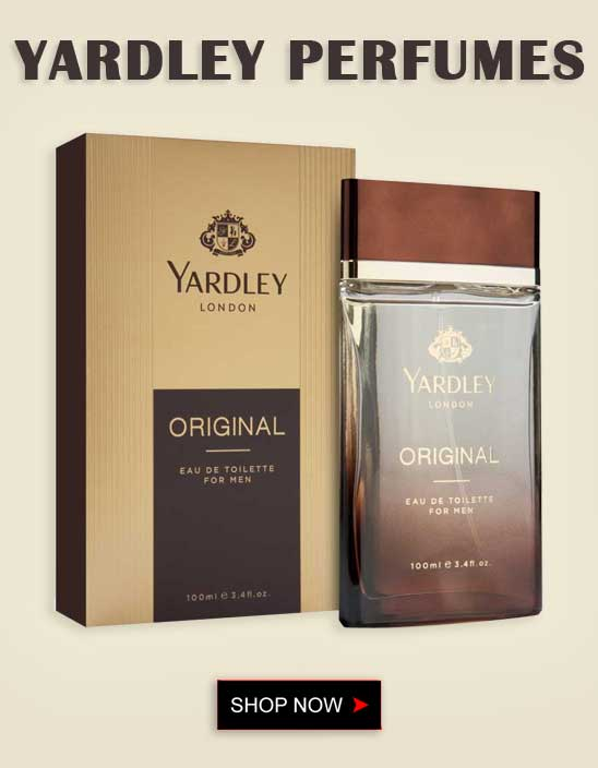 Yardley Of London men and women fragrances