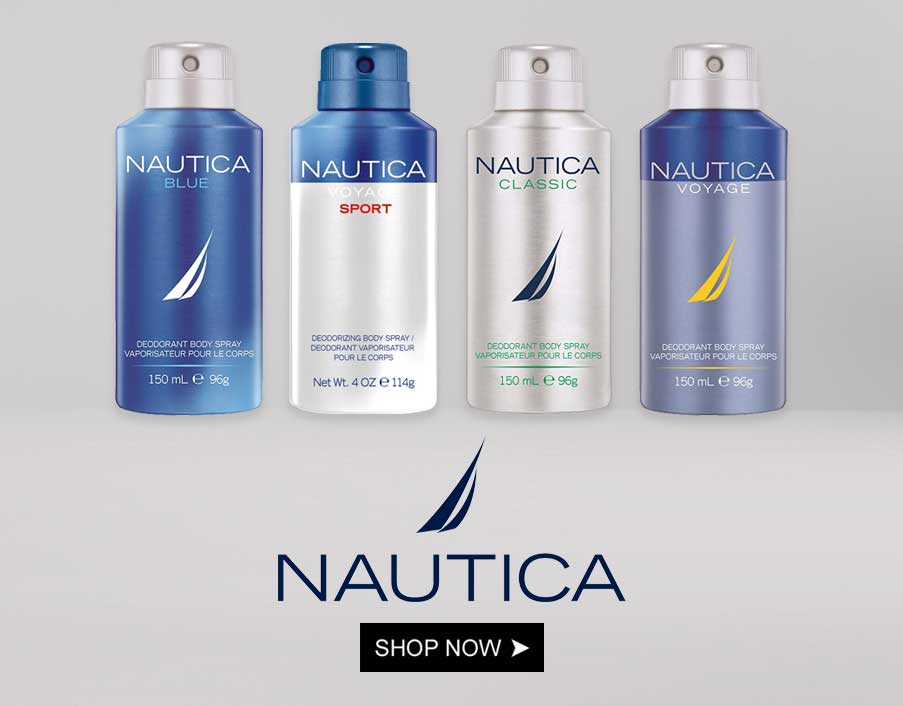 Deodorants by Nautica Online India Shopping