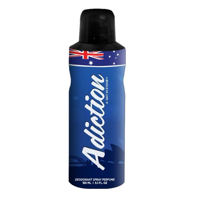 Adiction A Day In Sydney Deodorant