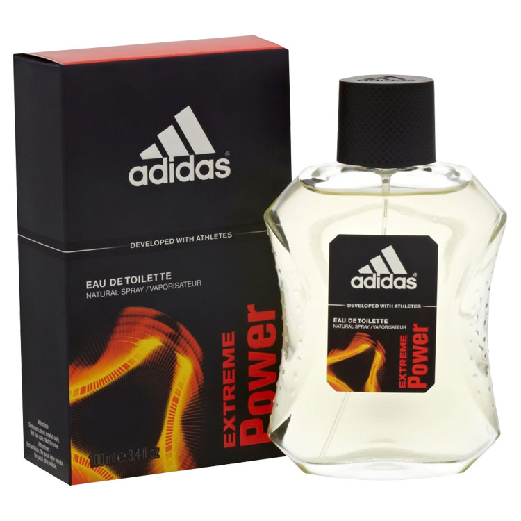 Adidas Extreme Power (Limited Edition) EDT