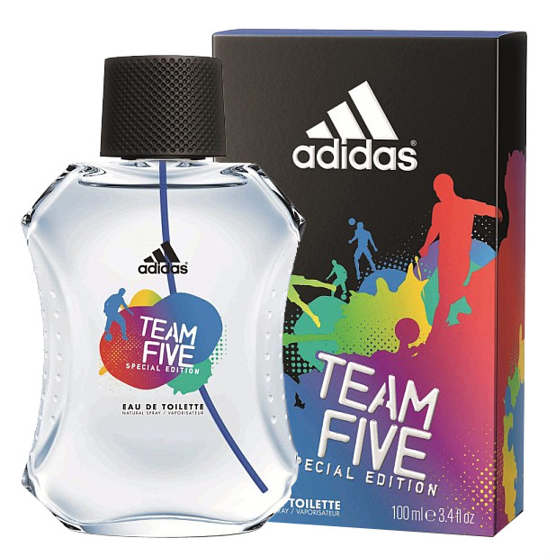 Adidas Team Five Limited Edition EDT Perfume