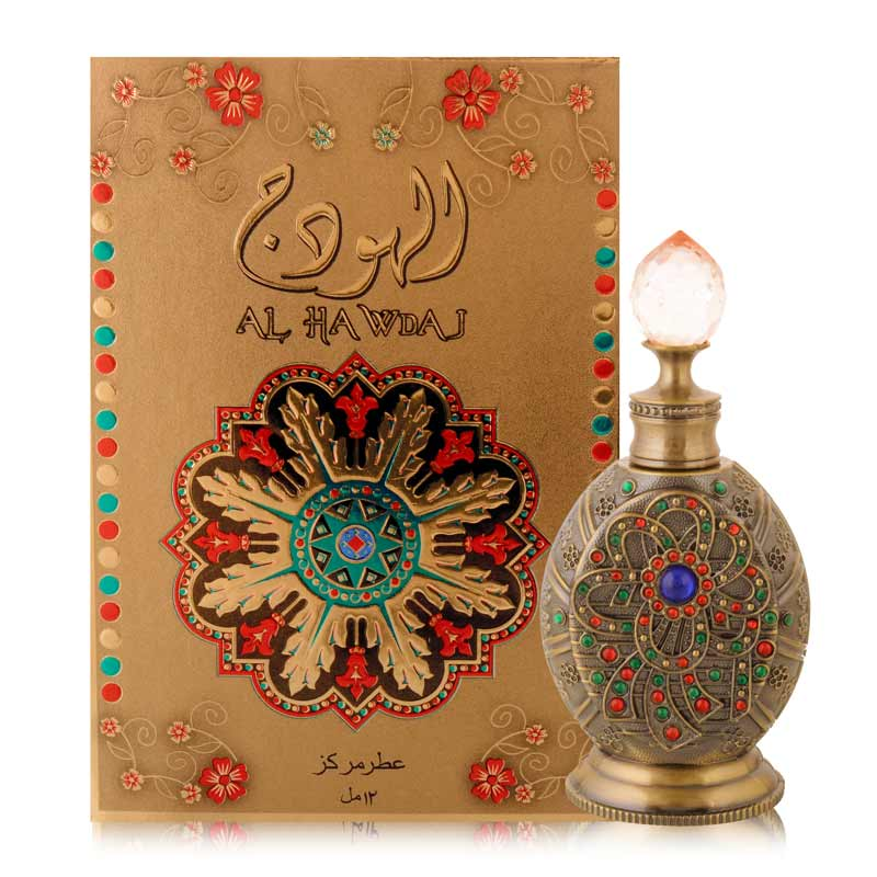 Al Hawdaj Imported Attar Oil