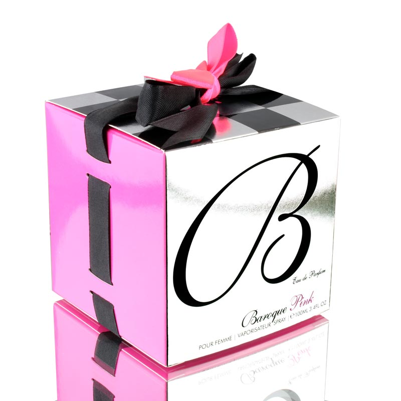 Armaf Baroque Pink EDP Perfume Spray