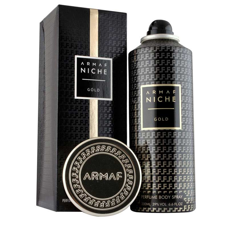 Armaf Niche Gold Premium Deodorant