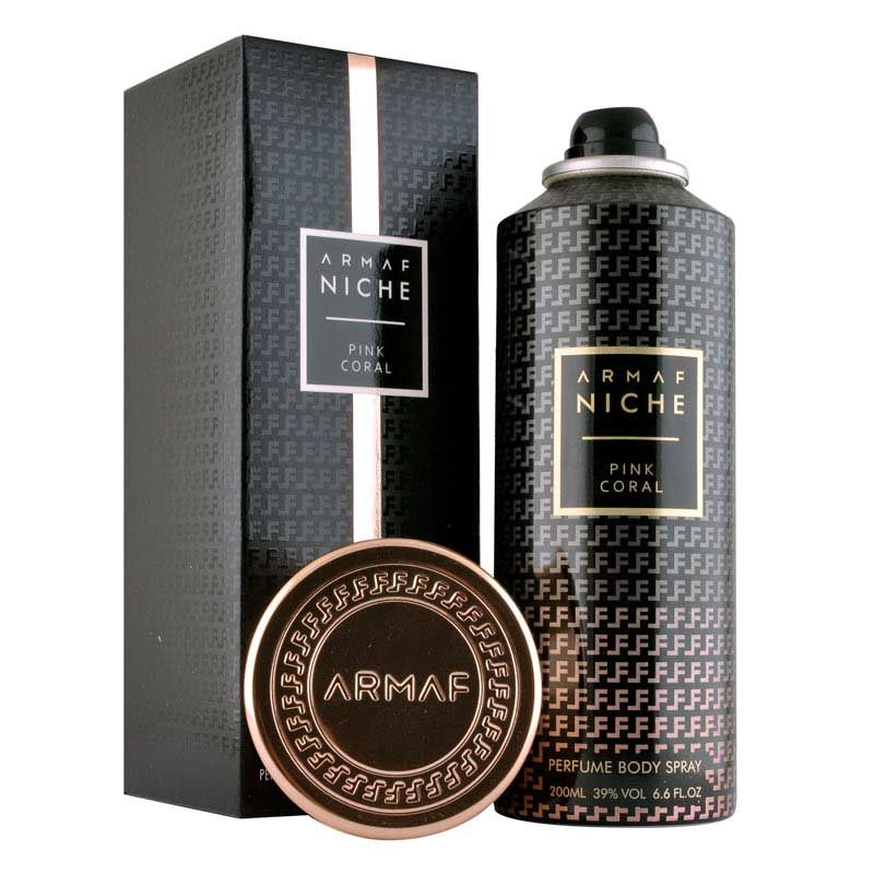 Armaf Niche Pink Coral Premium Deodorant