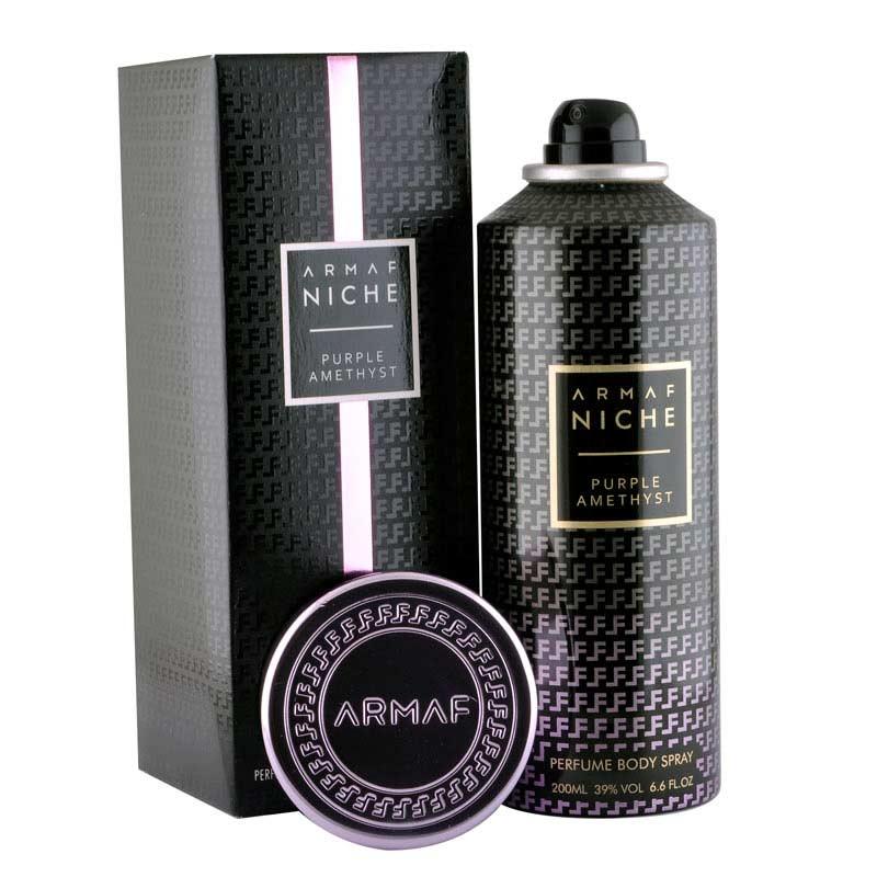 Armaf Niche Purple Amethyst Premium Deodorant