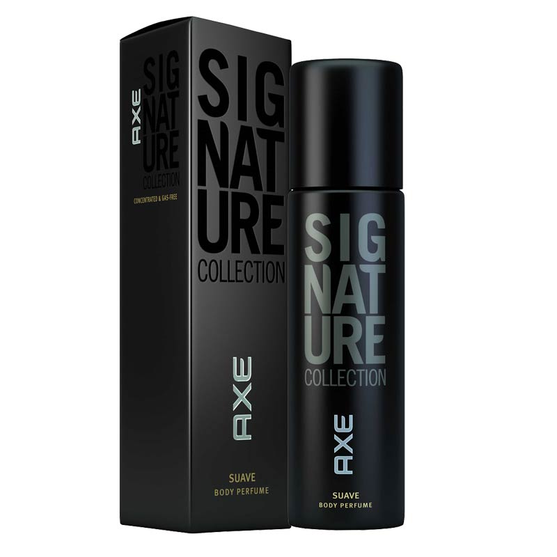 Axe Signature Suave Body Perfumed Deodorant Spray