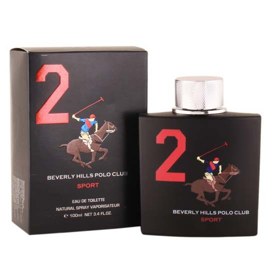 Beverly Hills Polo Club Sport No 2 Perfume Spray