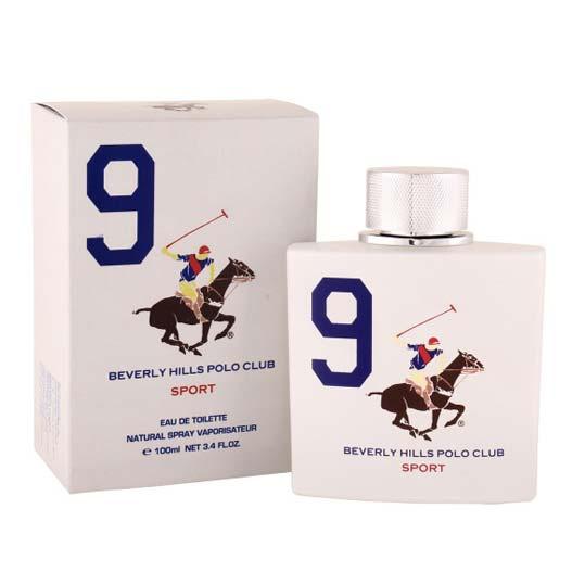 Beverly Hills Polo Club Sport No 9 Perfume Spray