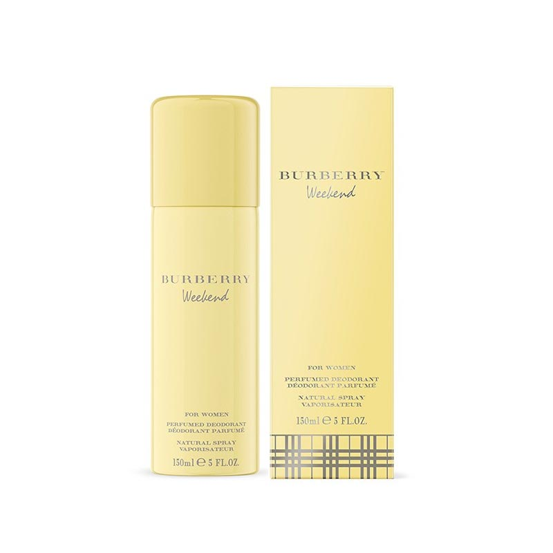 Burberry Weekend Perfumed Deodorant Spray