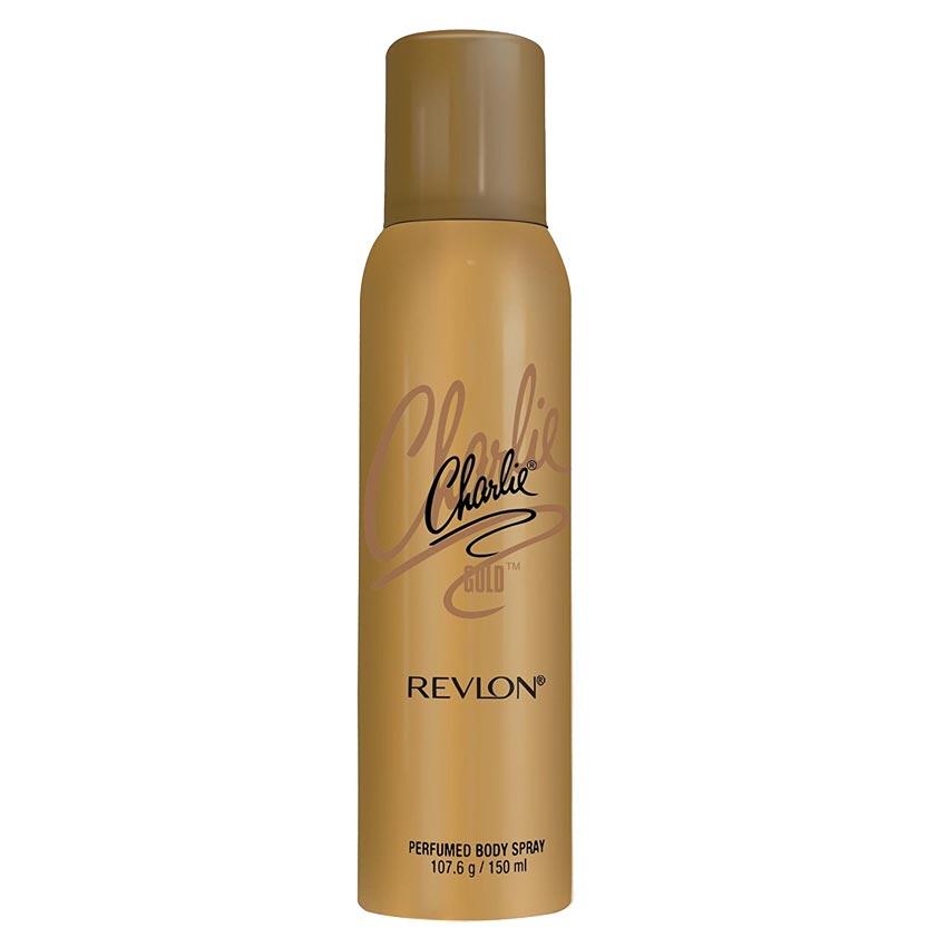 Revlon Charlie Gold Deodorant Spray
