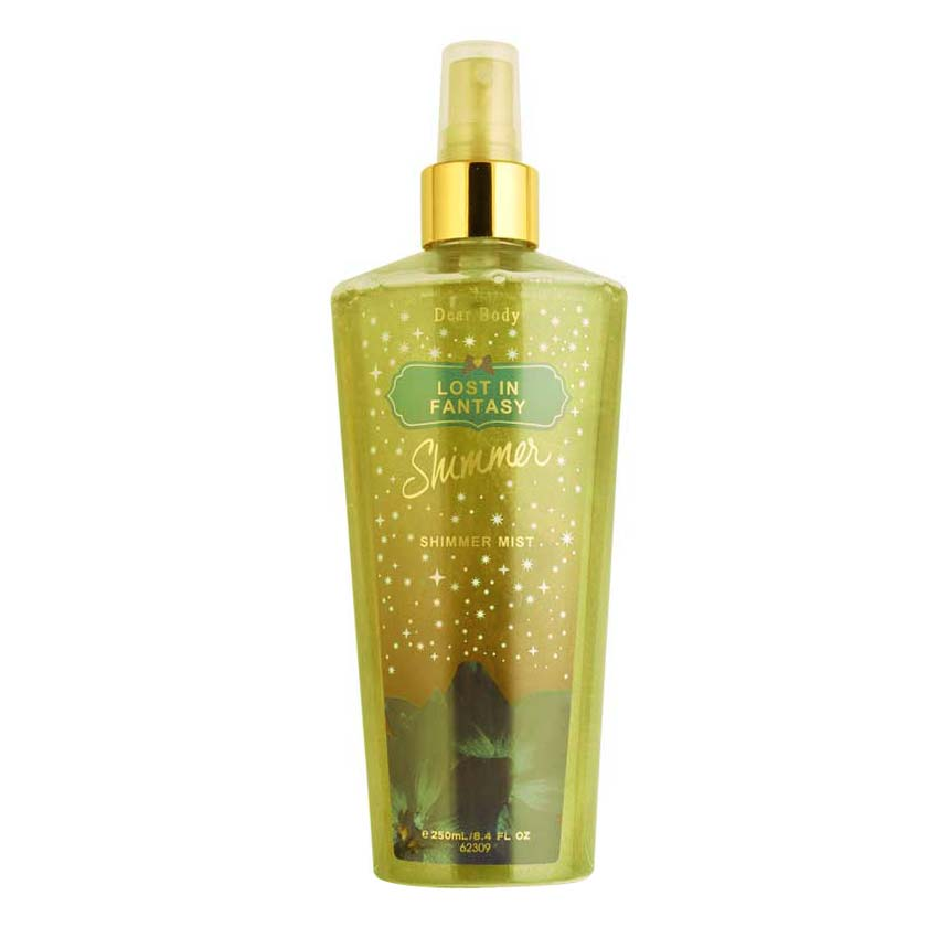 Dear Body Lost In Fantasy Shimmer Body Mist