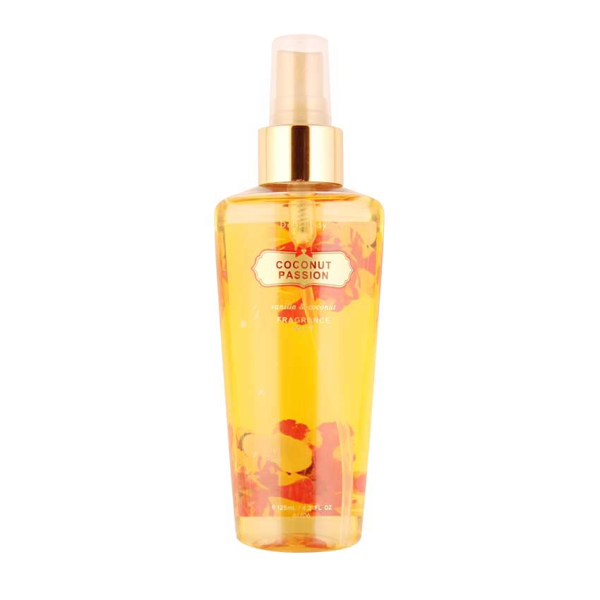 Dear Body Coconut Passion Sheer Body Mist