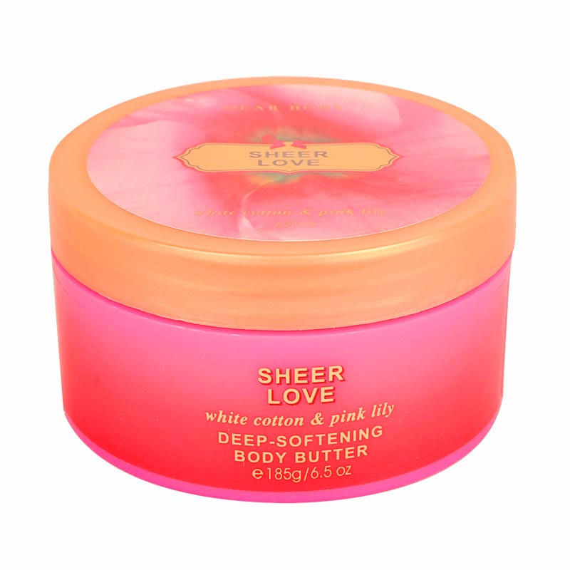 Dear Body Sheer Love Body Butter