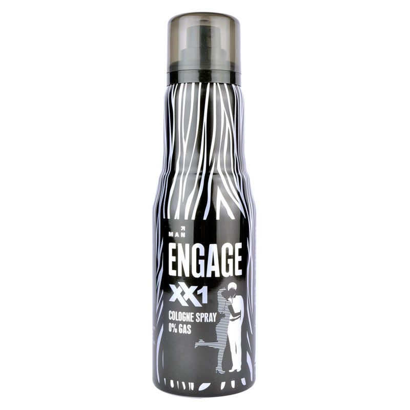 Engage XX1 No Gas Deo Cologne