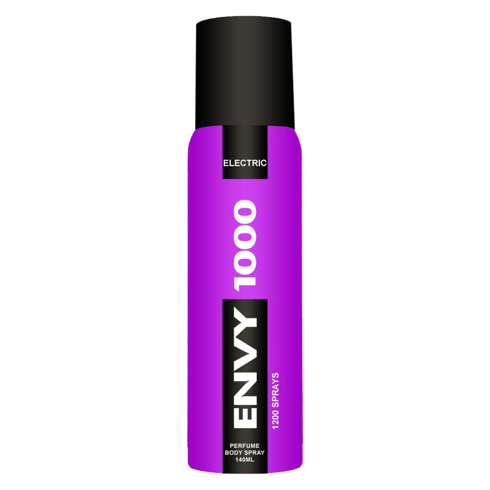 Envy 1000 Electric No Gas Deodorant Spray