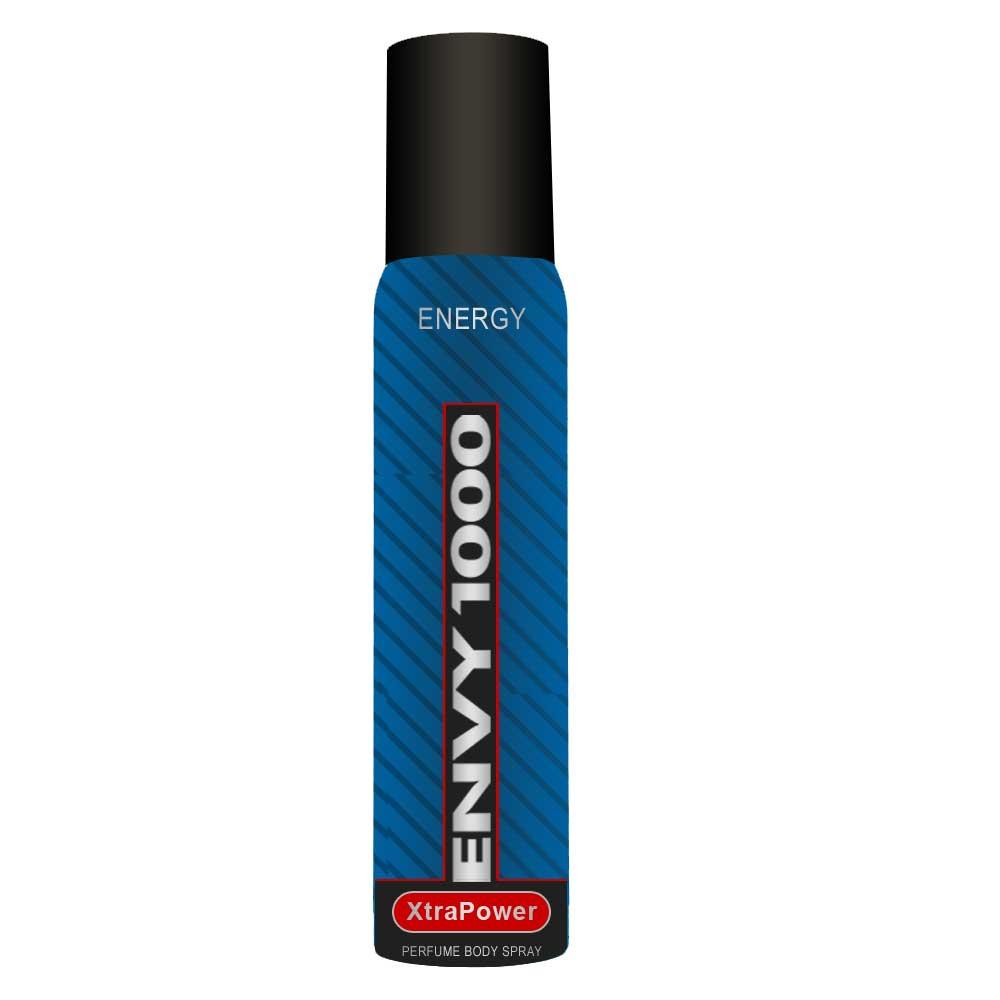 Envy 1000 Energy No Gas Deodorant Spray