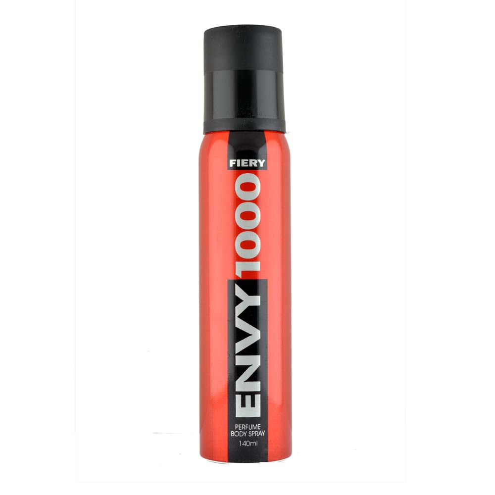 Envy 1000 Fiery Deodorant Spray
