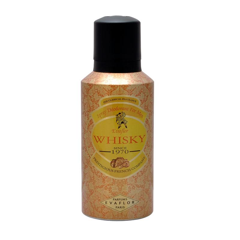 Evaflor Whisky Classic Deodorant