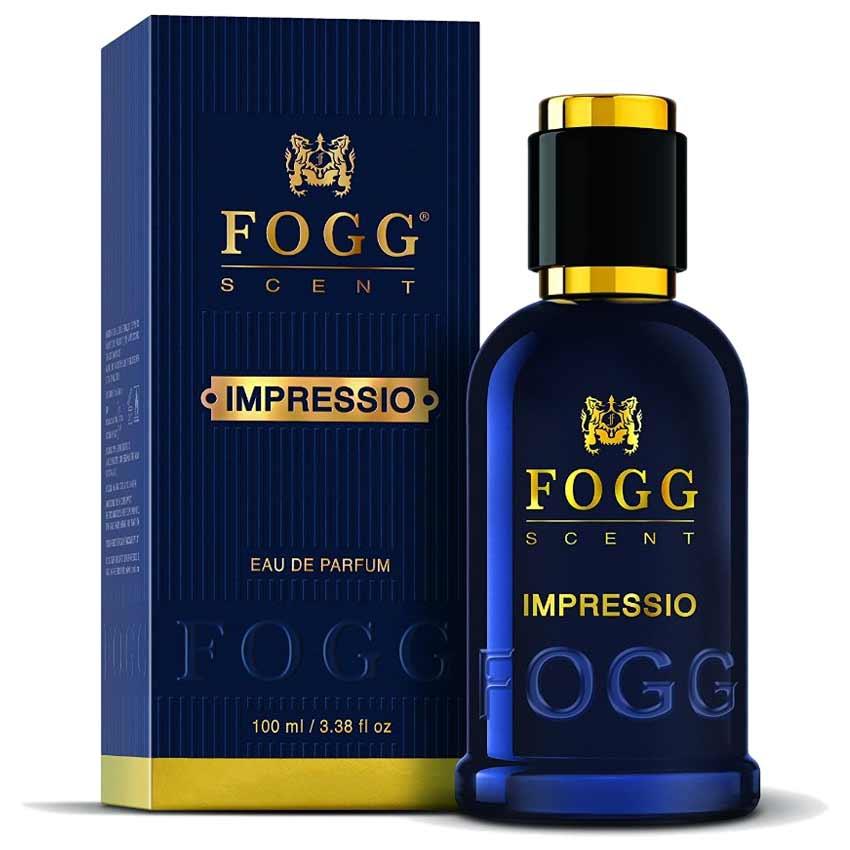 Fogg Impressio Eau De Parfum Spray