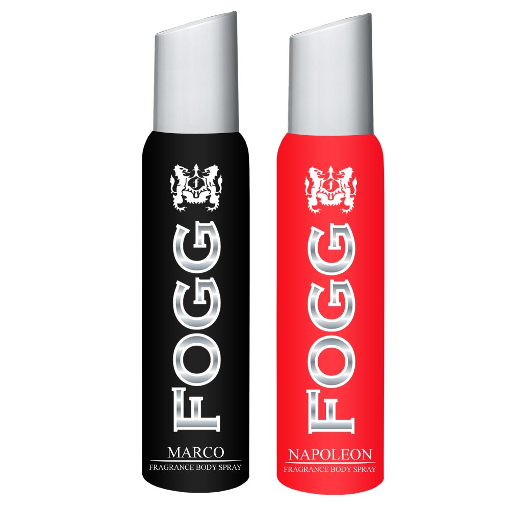 Fogg Marco, Napoleon Pack of 2 Deodorants