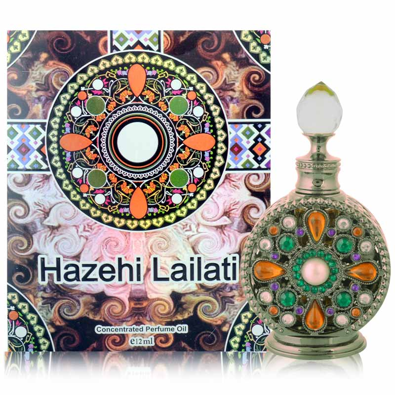 Hazehi Lailati Imported Attar Oil