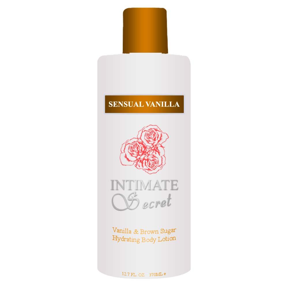 Intimate Secret Sensual Vanilla Hydrating Body Lotion