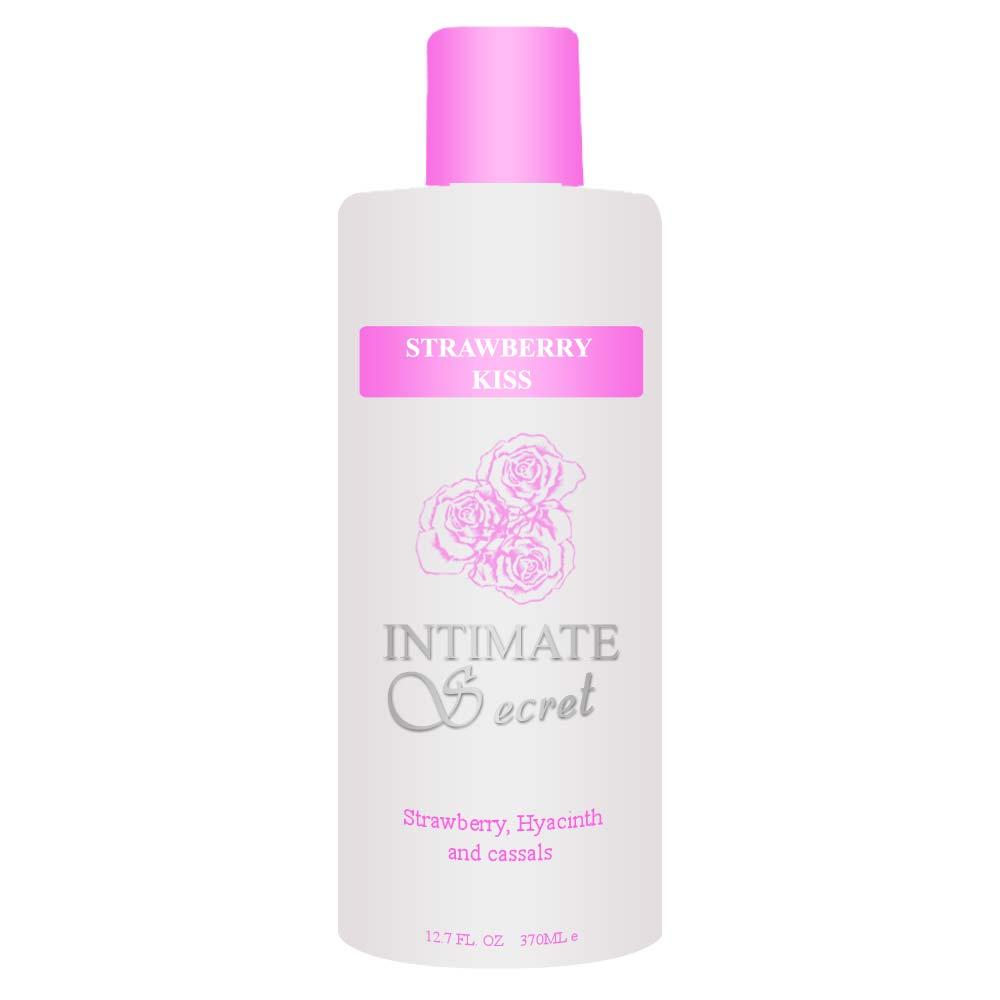 Intimate Secret Strawberry Kiss Hydrating Body Lotion